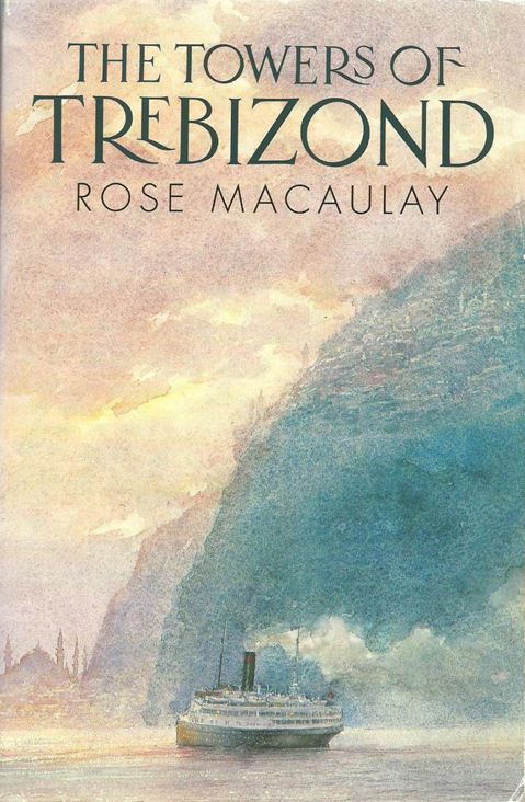 The Towers of Trezibond - Macaulay (Flamingo Books/Fontana) (image)