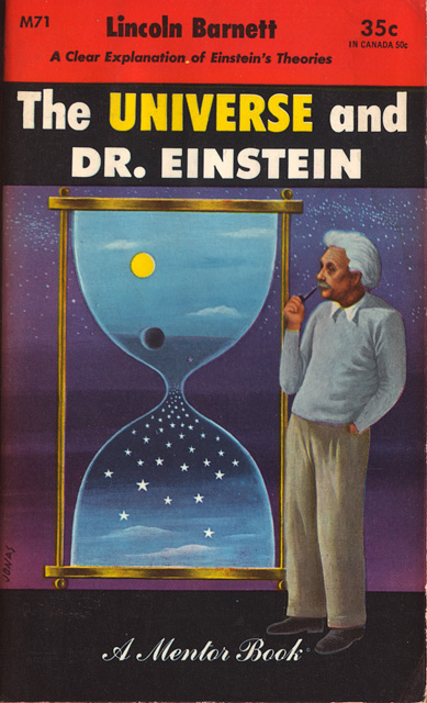 The Universe and Dr. Einstein (image)