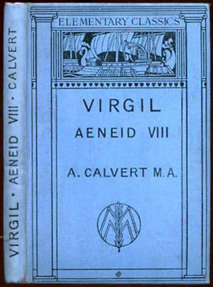 Aeneid: Book VIII - Virgil (Macmillan's Elementary Classics) (image)