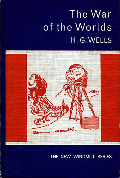The War of the Worlds (H. G. Wells) (The New Educational Series) (Heinemann, 1964) (image)