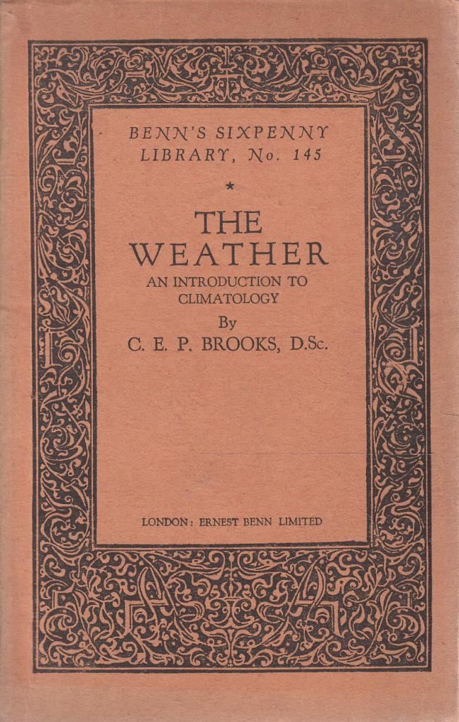The Weather (Benn's Sixpenny Library) (image)