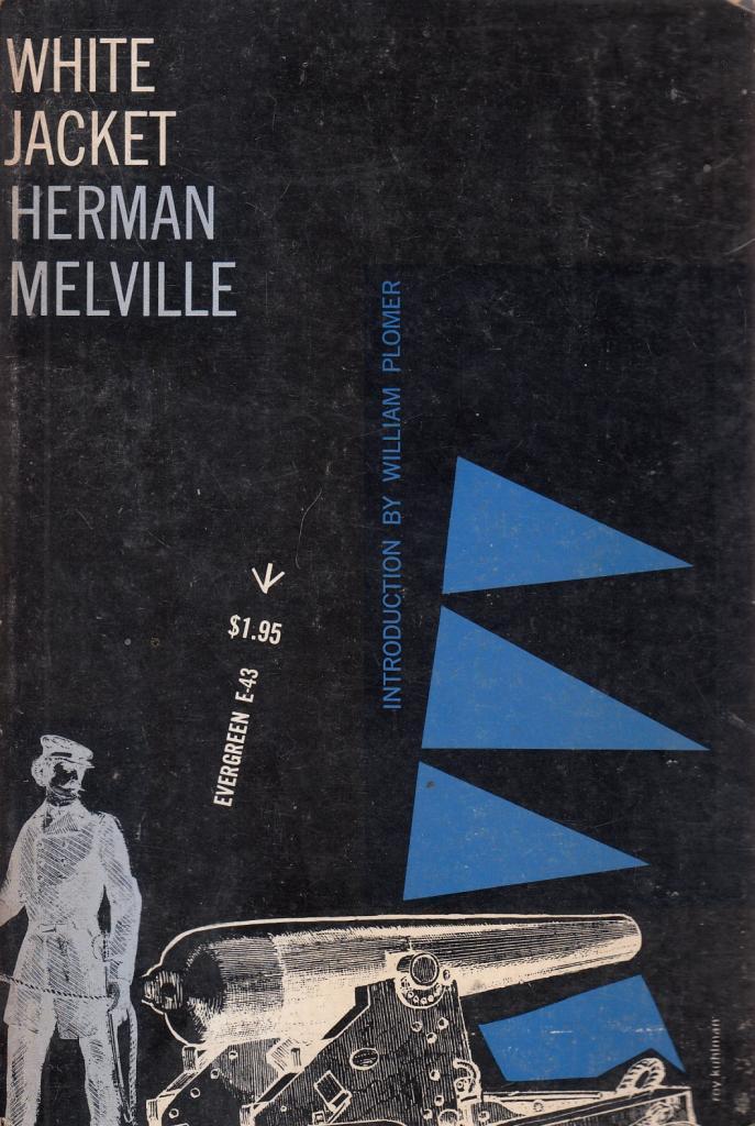 White Jacket - Herman Melville (Evergreen Books/Grove Press) (image)